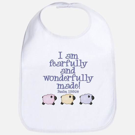 Wonderfully Made Bib