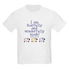 Wonderfully Made Kids T-Shirt