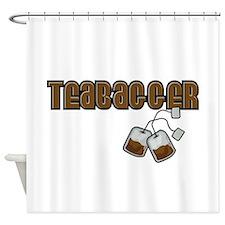 Teabagger Shower Curtain