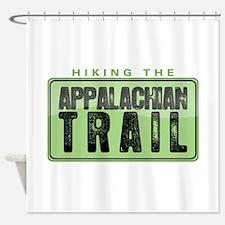 Hiking the Appalachian Trail Shower Curtain