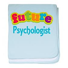 Future Psychologist baby blanket
