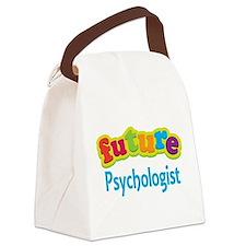 Future Psychologist Canvas Lunch Bag