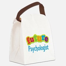 Future Psychologist Canvas Lunch Bag