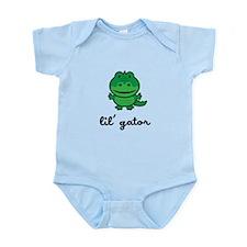 Lil Gator Infant Body Suit