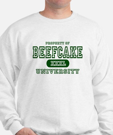 Beefcake University Sweatshirt
