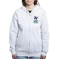 Unique Lupus Zip Hoodie