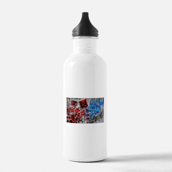 Cubulartiy Water Bottle