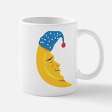 Sleepy Moon Mug