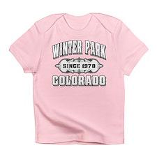 Winter Park Since 1978 White Infant T-Shirt