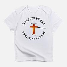 Christian Cowboy Infant T-Shirt