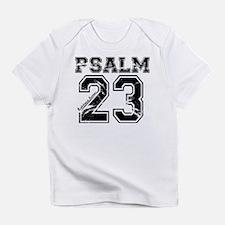 Psalms 23 Infant T-Shirt