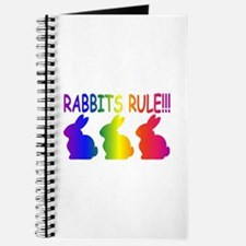 Rabbits Rule Journal