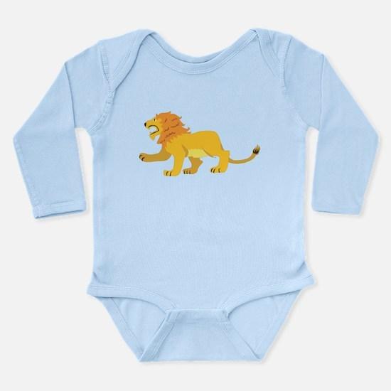 Lion Onesie Romper Suit