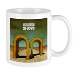 Mountain of Love Album Front Cover Mug