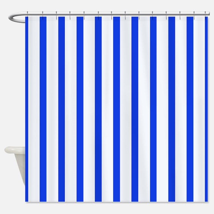 Royal Blue Shower Curtains Royal Blue Fabric Shower Curtain Liner