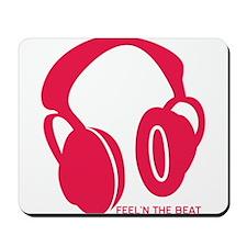 Headphones Beat Mousepad