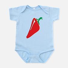 Red Pepper Infant Bodysuit
