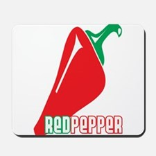 Red Pepper Mousepad