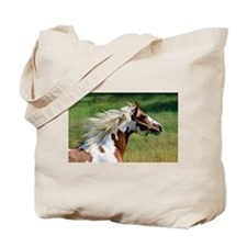 My Paint Horse Profile Tote Bag