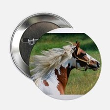 "My Paint Horse Profile 2.25"" Button"
