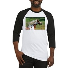 My Paint Horse Profile Baseball Jersey