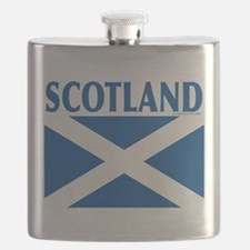 Scotland St. Andrew's Flag Flask