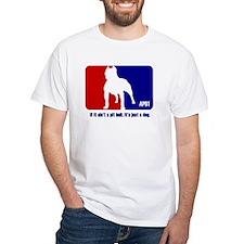 American Pit Bull Terrier Ash Grey T-Shirt T-Shirt