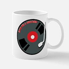 Spin Me a Record Mug
