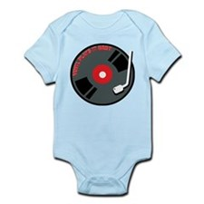 Vinyl Record Best Infant Bodysuit