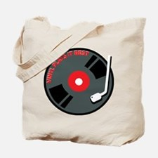 Vinyl Record Best Tote Bag