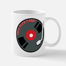 Vinyl Record Best Mug