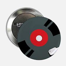 """Vinyl Record Best 2.25"""" Button"""