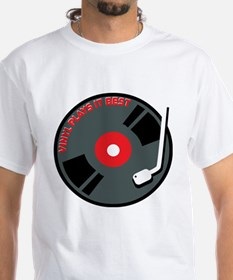 Vinyl Record Best Shirt