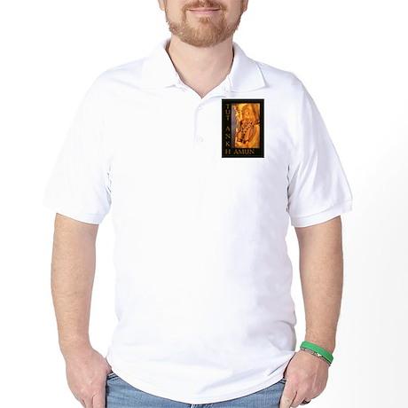 TutAnkhAmun Golf Shirt