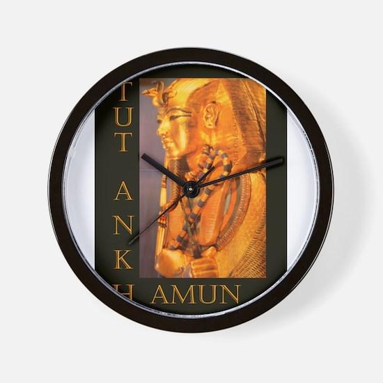 TutAnkhAmun Wall Clock