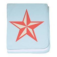 Western Star baby blanket