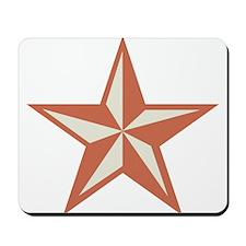 Western Star Mousepad