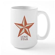 Western Lone Star Mug