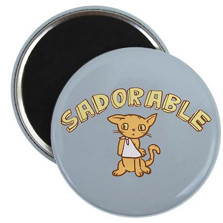 Sadorable Kitten Magnet