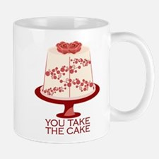 Floral Take the Cake Mug