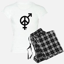 Peace Among and Within The Sexes Pajamas