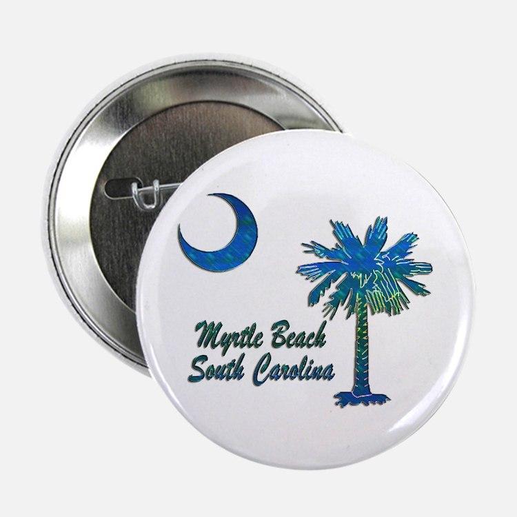 """Myrtle Beach 1 2.25"""" Button"""