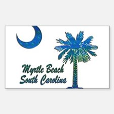 Myrtle Beach 1 Decal