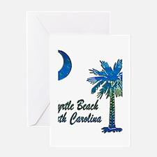 Myrtle Beach 1 Greeting Card