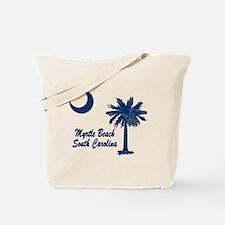 Myrtle Beach 2 Tote Bag