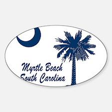 Myrtle Beach 2 Decal