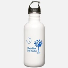 Myrtle Beach 3 Water Bottle