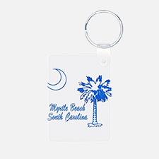 Myrtle Beach 3 Keychains