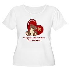 Congenital Heart Defect Awareness T-Shirt
