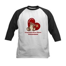 Congenital Heart Defect Awareness Tee